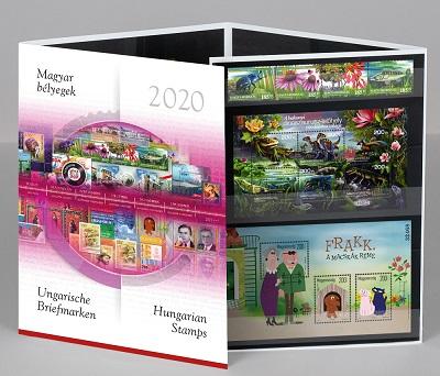 Magyar Posta Ltd New Stamps